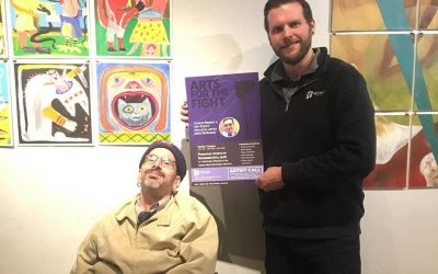 Arthaus Projects Raises Funds for Local Artist